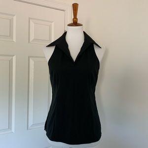 🆕Express black sleeveless blouse